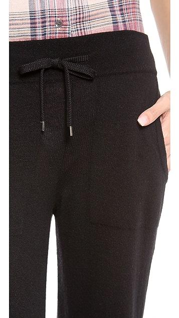 Lot78 Wide Leg Knit Pants