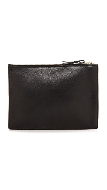 Lotuff Leather Zipper iPad Mini Pouch