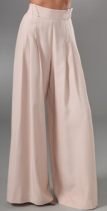 Lover Wide Leg Flare Pants  86b2c970f455