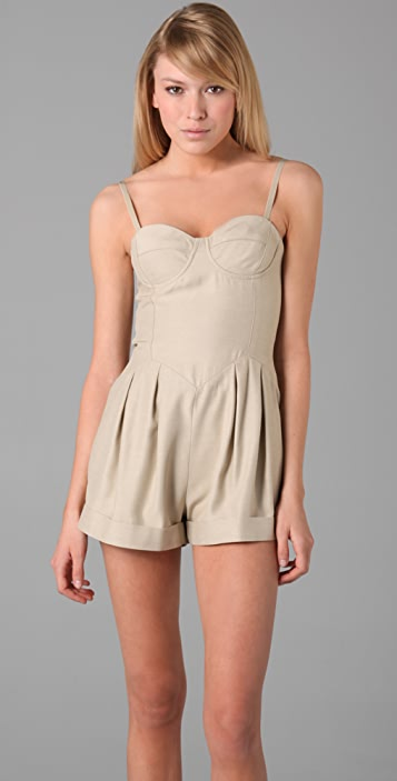 Lover Arabesque Romper