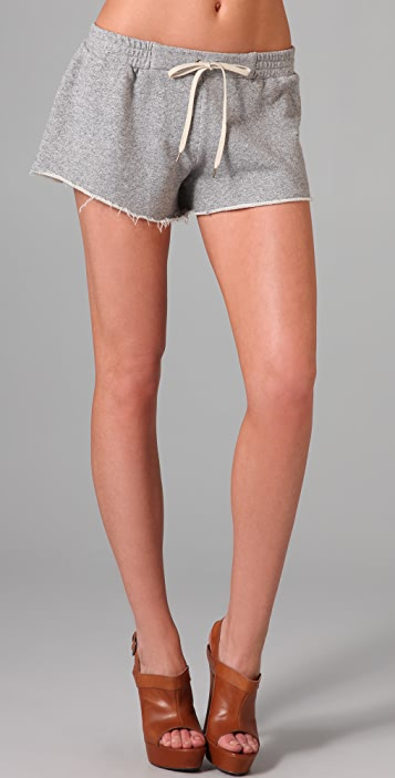Lover Practice Roll Shorts