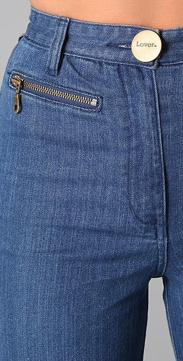 Lover Wide Leg Jeans