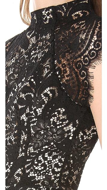 Lover Sara Lace Sheath Dress