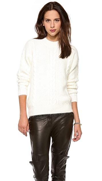 Lover Sid Cable Sweater