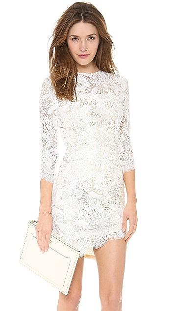 Lover Mia Asymmetric Dress