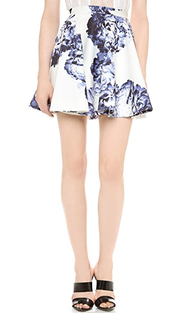 Lover Bloom Miniskirt