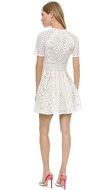 Lover Poppy Skating Dress