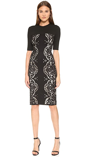 Lover Reflection Midi Dress