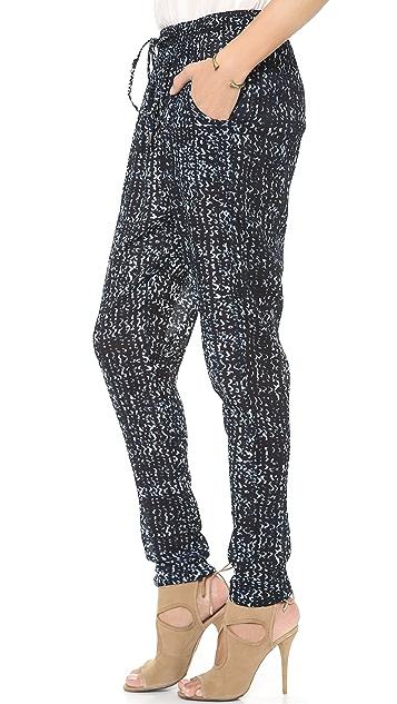 Love Sam Shiburi Tie Dye Pants