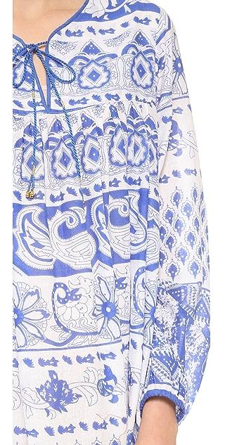 Love Sam Floral Print Dress
