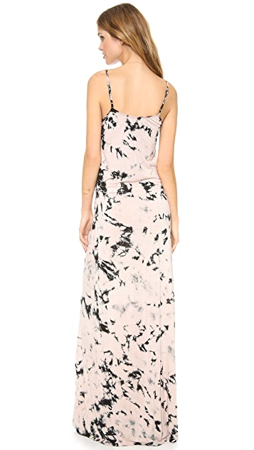 Love Sam Tie Dye Maxi Dress