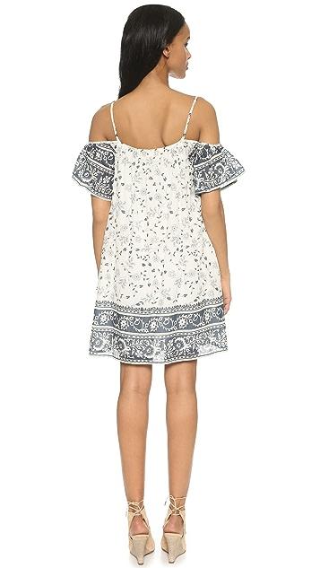 Love Sam Aria Cold Shoulder Dress