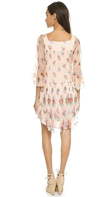Love Sam Aria Boho Shift Dress