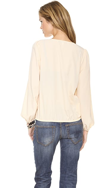 Lovers + Friends Lovely Top