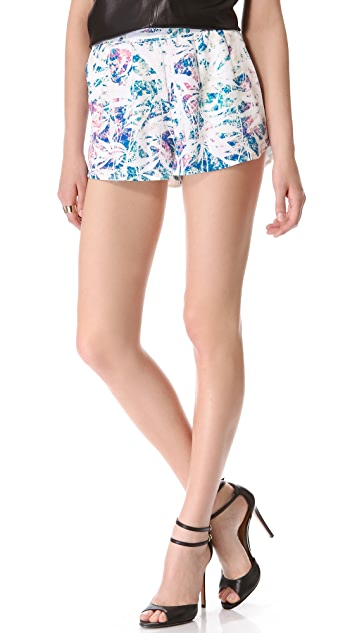 Lovers + Friends Woodstock Shorts