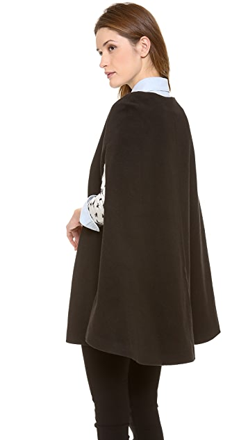 Lovers + Friends Monica Rose Florence Cape