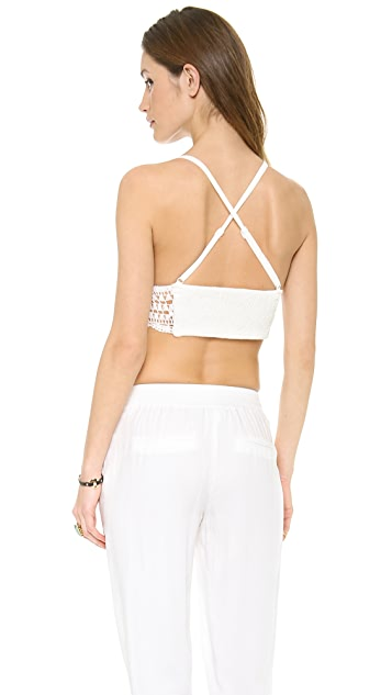 Lovers + Friends South Beach Crop Top