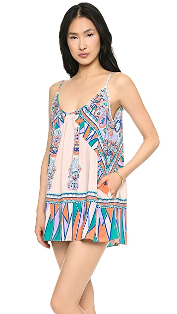 Lovers + Friends Fly Away Mini Dress