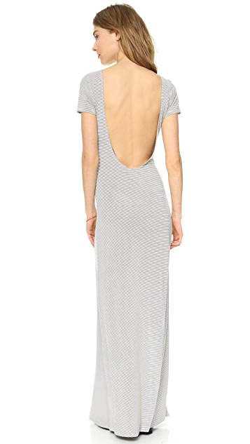 Lovers + Friends Vanity Fair Maxi Dress