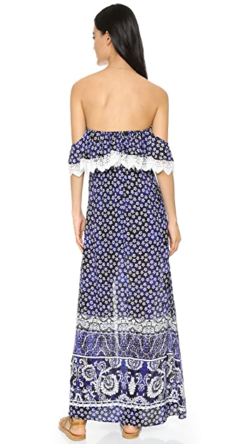 Lovers + Friends Anemone Maxi Dress