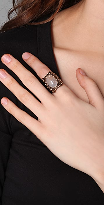 Low Luv x Erin Wasson Moonstone Ring
