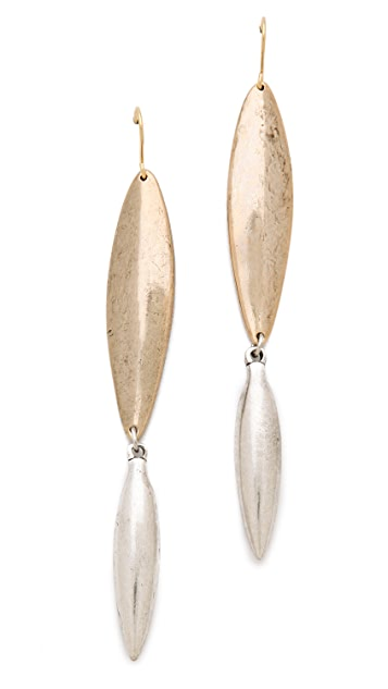 Low Luv x Erin Wasson Tassel Earrings