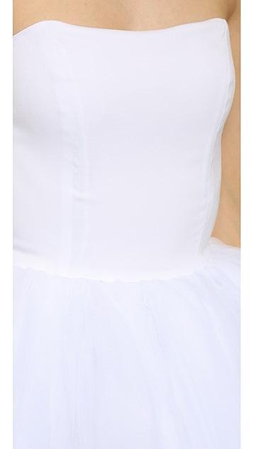 Loyd/Ford Strapless Ballet Dress