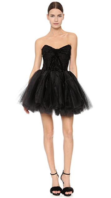 Loyd/Ford Tulle Mini Dress