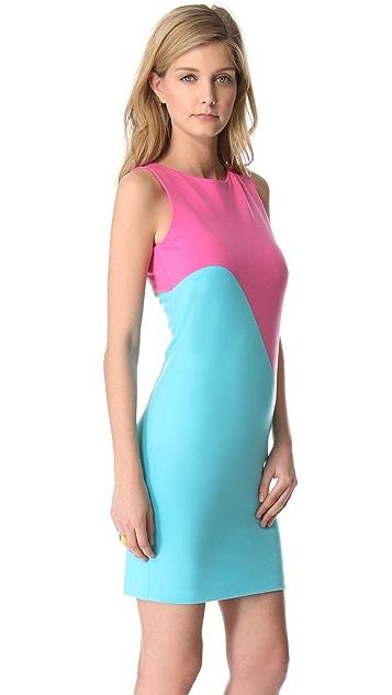 Lisa Perry Tidal Wave Dress