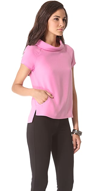 Lisa Perry Chic Top