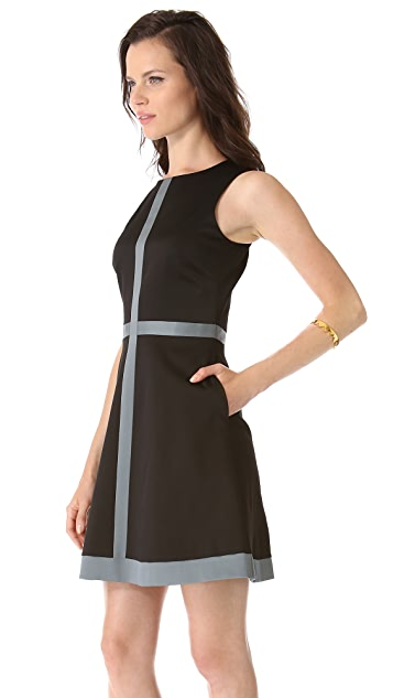 Lisa Perry Intersection Dress