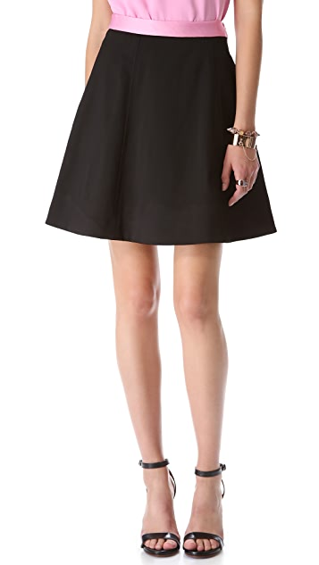 Lisa Perry Round-A-Bout Skirt