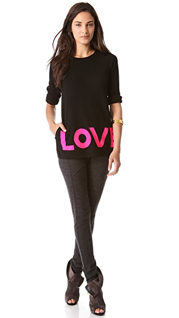 Lisa Perry Love Sweater
