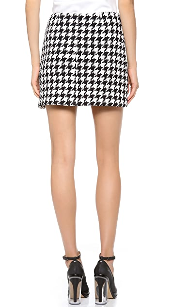 Lisa Perry Circle Skirt