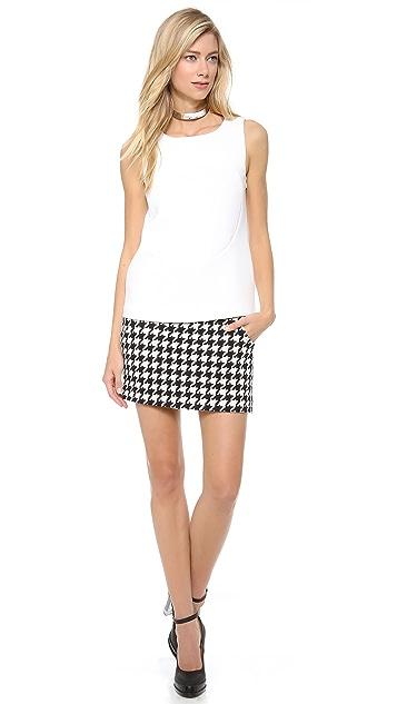 Lisa Perry Circle Skirt