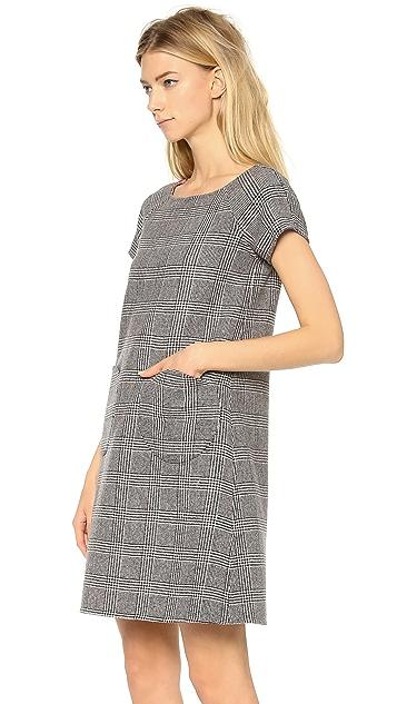 Lisa Perry Reversible Twist Dress