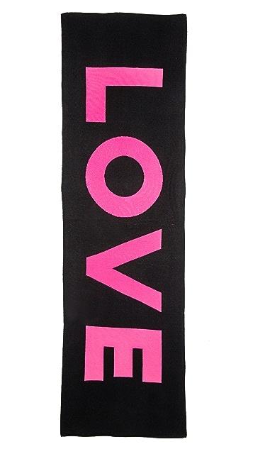 Lisa Perry Big Love Wool Scarf