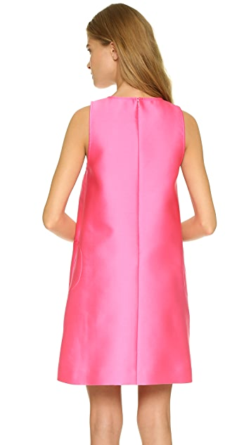 Lisa Perry Neon Circle Dress
