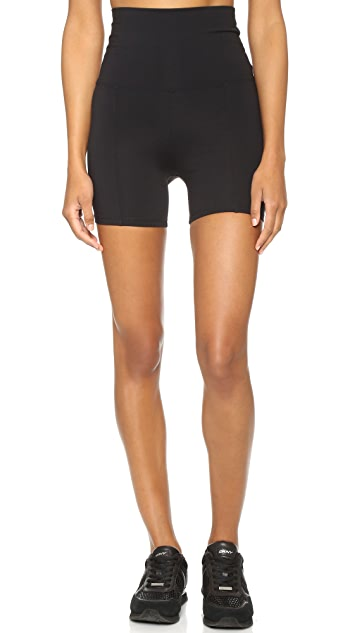 LIVE THE PROCESS Geometric Shorts