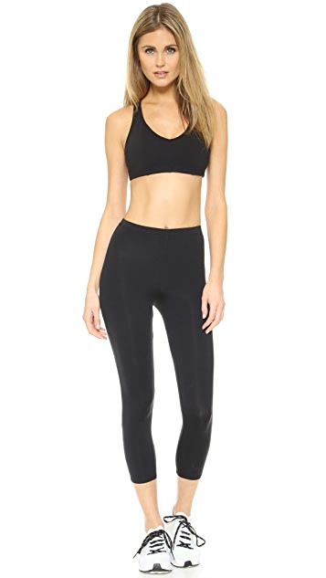 LIVE THE PROCESS Classic Crop Leggings