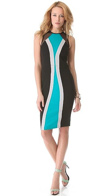 LRK Blake Panel Sheath Dress