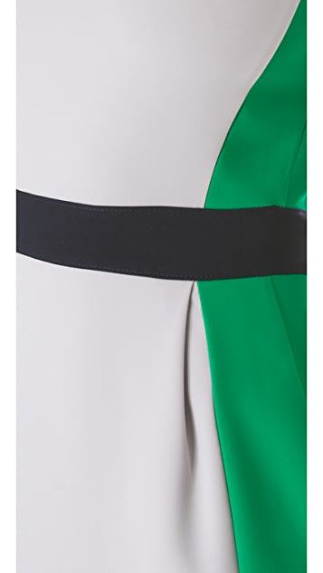 LRK Simone Tricolor Dress