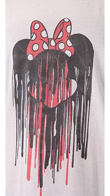 The Laundry Room Thrasher Minnie Melt Muscle Tee
