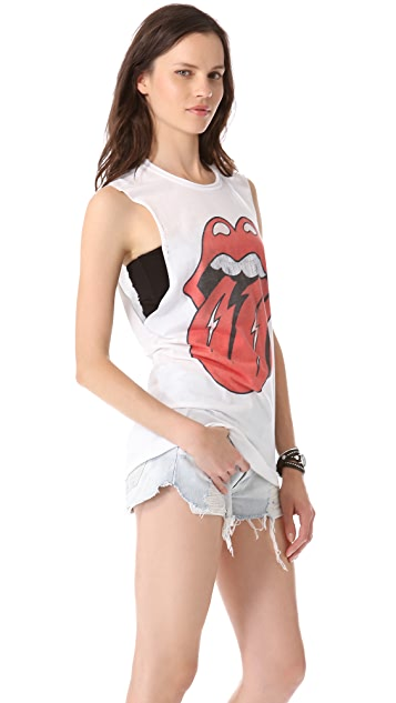 The Laundry Room Thrasher Electric Tongue Muscle Tee