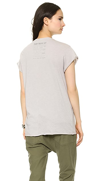 The Laundry Room Paris Army Rolling Tee