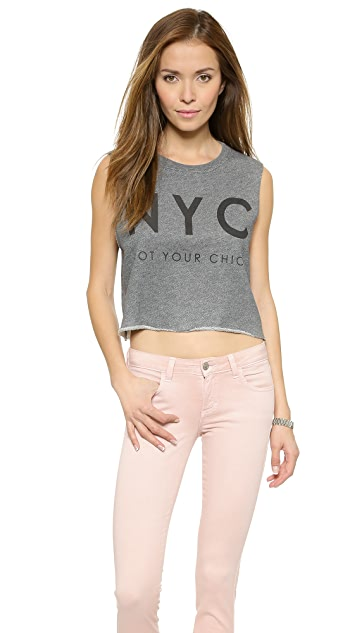 The Laundry Room Not Your Chick Tank
