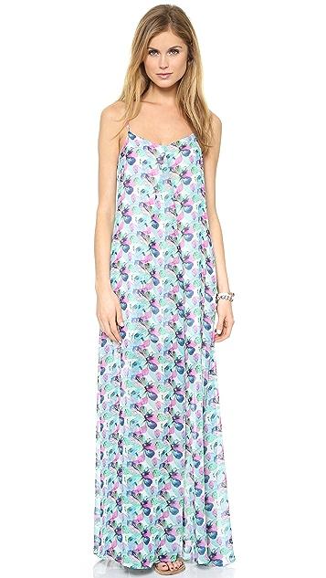 Love Sadie Print Maxi Dress