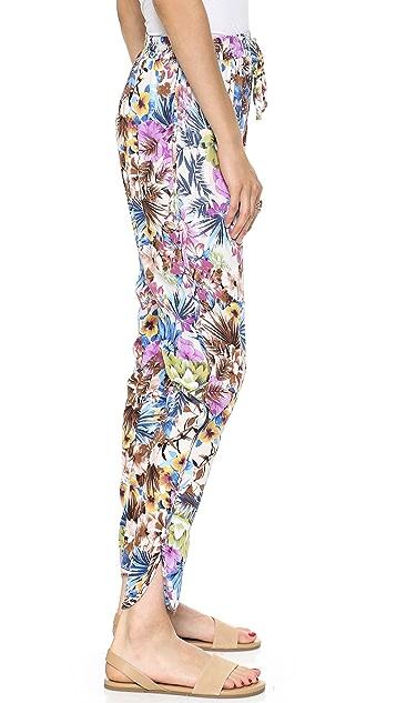 Love Sadie Printed Pants