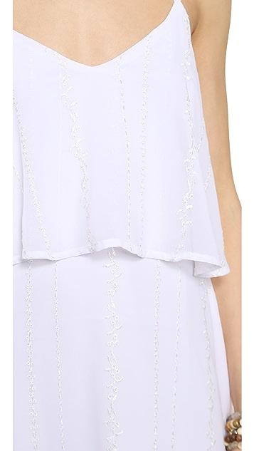 Love Sadie Eyelet Mini Dress