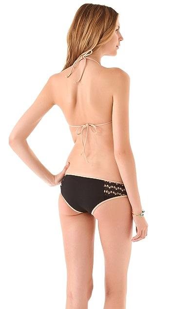 L*Space Italia Bikini Top
